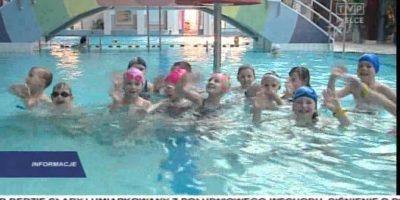 Telewizyjna Szkoła Pływania 2014 – start